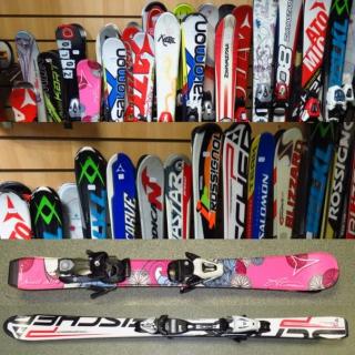 Горные лыжи б/у