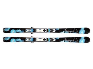 Горные лыжи новые
