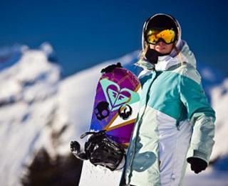 Сноубордистам