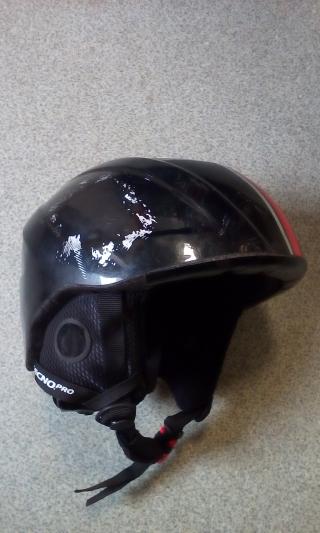 Шлем сноубодический детский